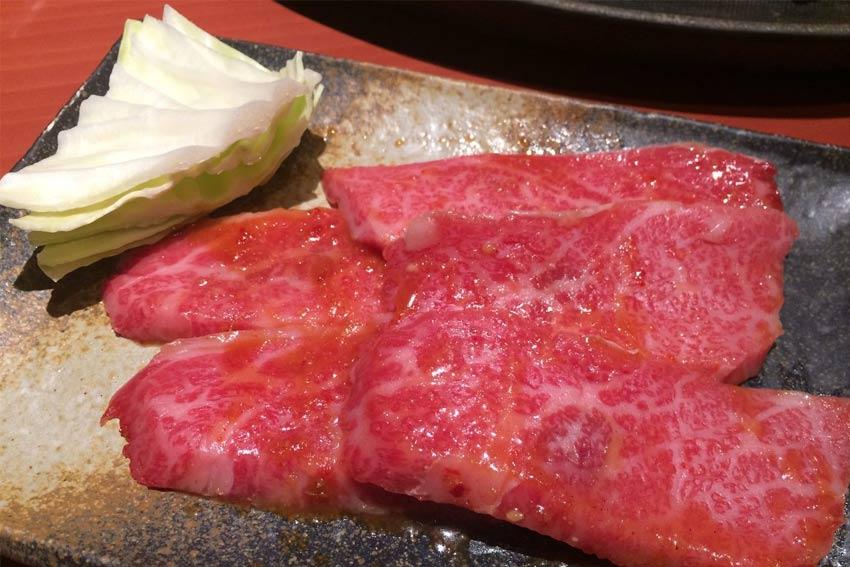 Japanese good foods Okayama Kurashiki touen food