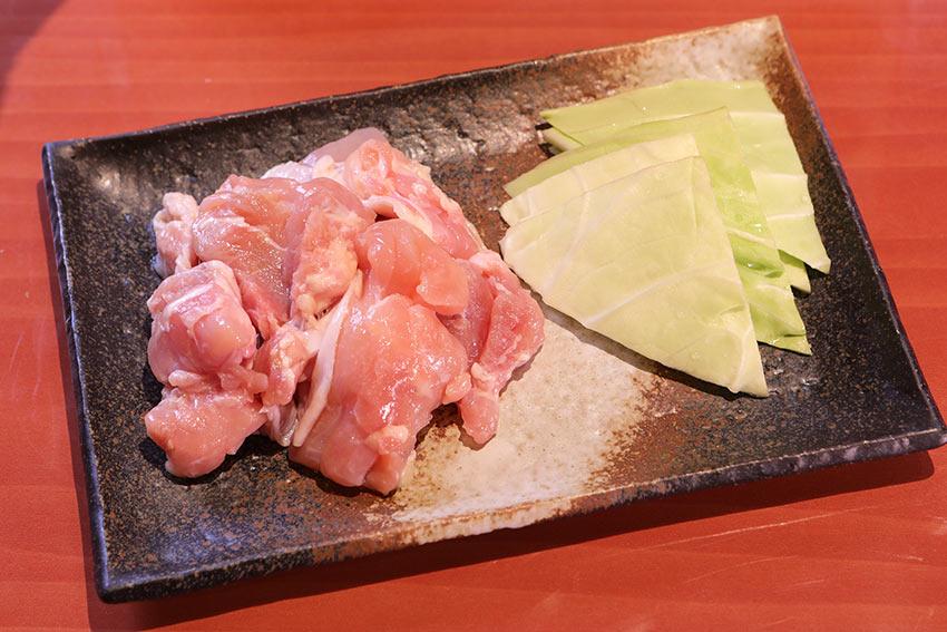 Japanese good foods Okayama Kurashiki touen torimomo