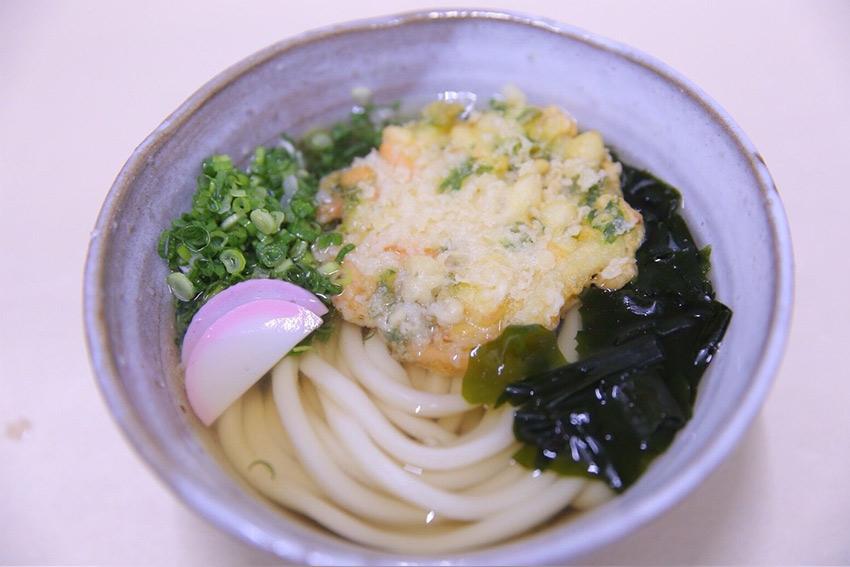 Kakiage Udon