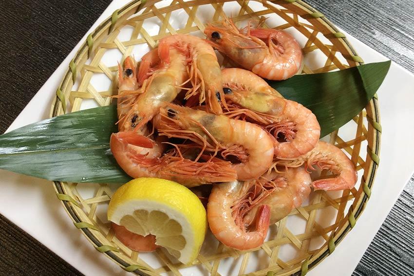 Deep‐fried Cocktail Shrimp