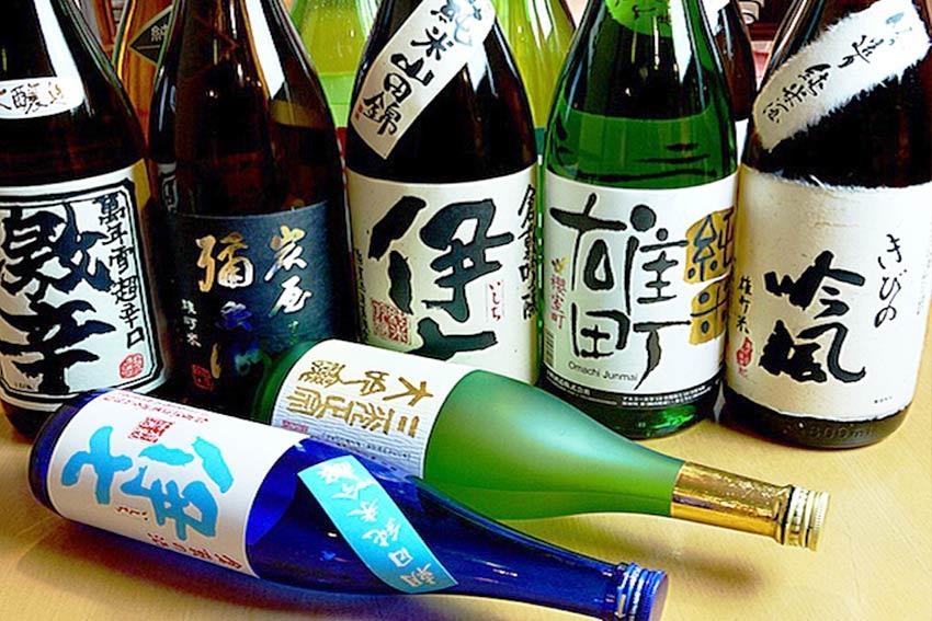 Okayama Local Sake